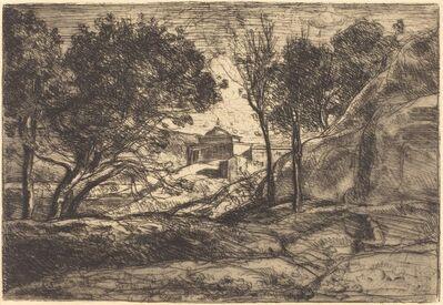 Jean-Baptiste-Camille Corot, 'Souvenir of Tuscany (Souvenir de Toscane)', ca. 1845