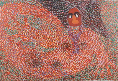 Jorélus Joseph, 'The Red Mermaid', 1993