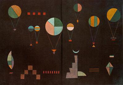 Wassily Kandinsky, 'Derrière le Miroir - Bauhaus Dessau, No. 154', 1964