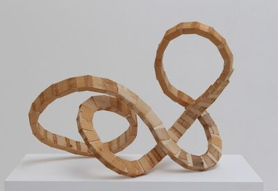Tim Hawkinson, 'Rubber Band Sculpture', 2016