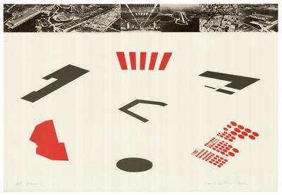 Derek Boshier, 'Plan I', 1972
