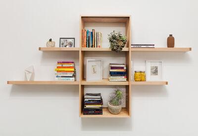 Chris Engman, 'Bookshelves', 2019