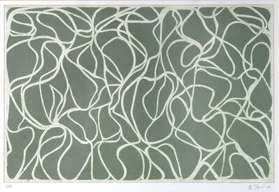 Brice Marden, 'Greyer Muses', 2001