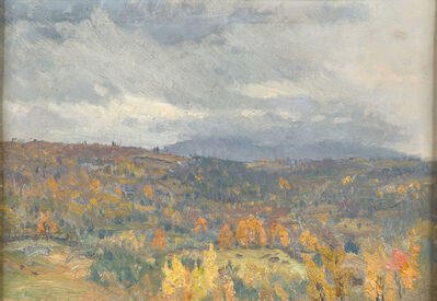 John Joseph Enneking, 'Autumn (Massachusetts)'