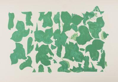 Georges Braque, 'Pierre Reverdy. La Liberte des Mers (Vallier 143)', 1959