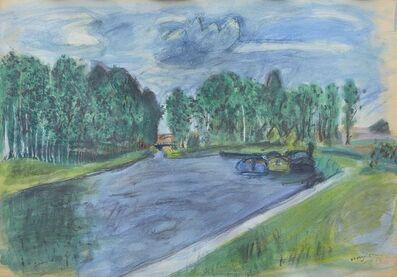 Henri Hayden, 'Les Arles', 1952