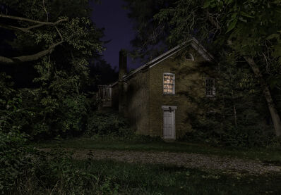 Jeanine Michna-Bales, 'Walk Along the Ridge. Between the Maumee and St. Joseph Rivers, Braun-Leslie House, Fort Wayne, Indiana', 2014