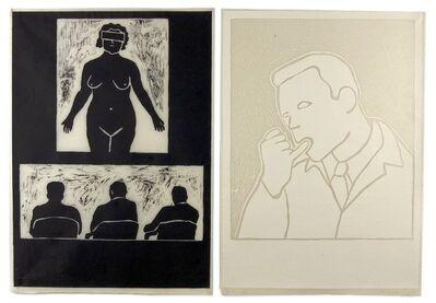 Ida Applebroog, 'American Medical Association I', 1985