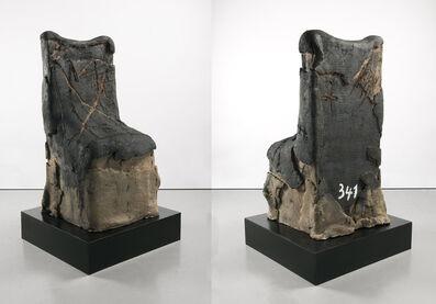 Antoni Tàpies, 'Cadira', 1983