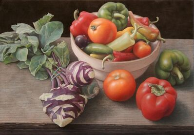 Doug Safranek, 'Kohlrabi and Nightshade', 2016