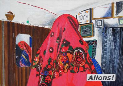 Johanna Kandl, 'Untitled (Allons!)', 2013