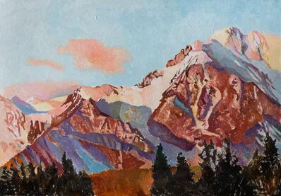 Andrei Sharov, 'Altai Red Mountains', 2018