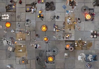 Katrin Korfmann, 'Bronze Art Foundry, the Netherlands', 2017