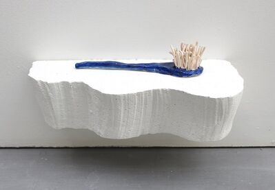 Ellie MacGarry, 'Jade Brush ', 2018