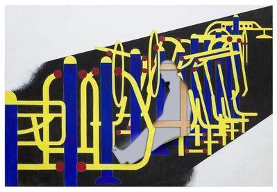 Zang Kunkun, ' Prospect VI', 2016