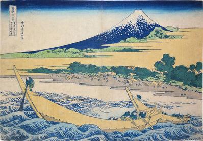 Katsushika Hokusai, 'Tago Bay Near Ejiri on Tokaido', 1829-1833