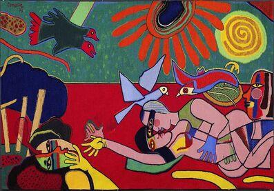 Corneille, 'Les amoureux  ', 1987
