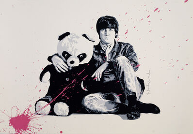 Mr. Brainwash, 'All You Need is Love (Icon Series, 2010)'