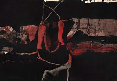Manolo Millares, 'Sin título', 1961