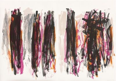 Joan Mitchell, 'Trees IV', 1992