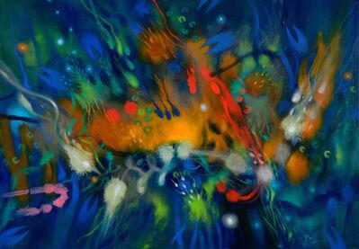 Carlos Jacanamijoy, 'Rutas de agua (Water routes)', 2014