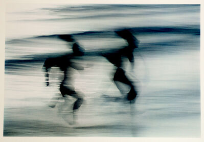 Ernst Haas, 'Motion Runners', 1992