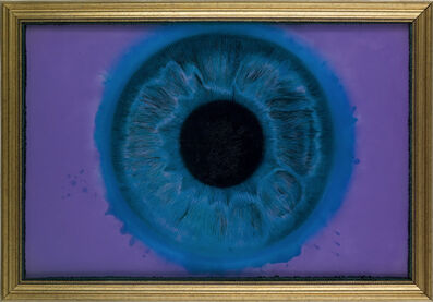 Wu Di 吴笛, 'Eye (middle) 眼睛(中)', 2009