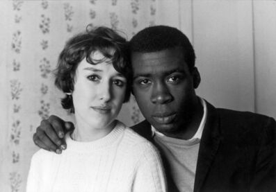 Charlie Phillips, 'Notting Hill Couple', 1967