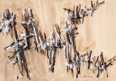 Achille Perilli, 'Untitled', 1957