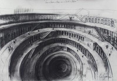 "Gustavo Diaz Sosa, 'Serie ""Dante´s hell""', 2017"