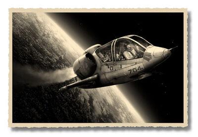 Thomas Herbrich, 'Stanley in Spaceship', 1969 / 2011