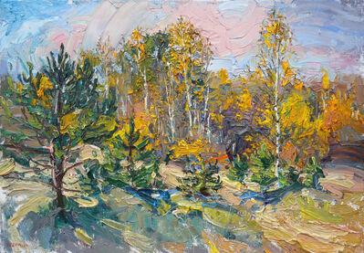 Antonin Passemard, 'Morning Fall in Zapole', 21st Century