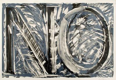Bruce Nauman, 'No', 1981
