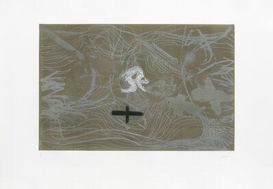Antoni Tàpies, 'Terrain vague', 1984