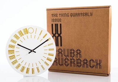 Tauba Auerbach, 'Issue 20', 2013