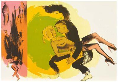 Allen Jones, 'Swing Low', 2012