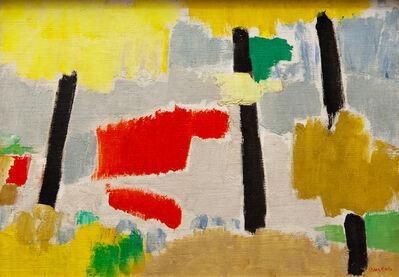 Italo Valenti, 'Giardino', 1955