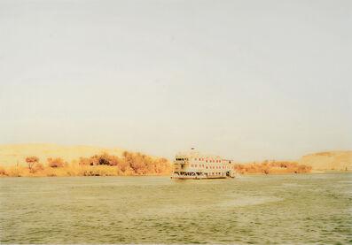 Elger Esser, 'Salwa Bahry II, From Voyage En Egypte', 2011