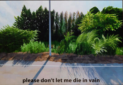 Paphonsak La-or, 'please don't let me die in vain', 2014