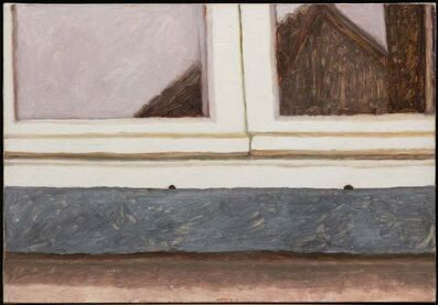 Avigdor Arikha, 'The reflection in the window', 1979