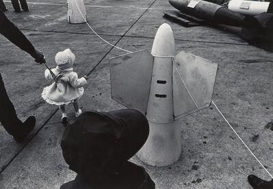 Ken Graves, 'Toddler Amonbg Ballistic Missiles at Naval Base'