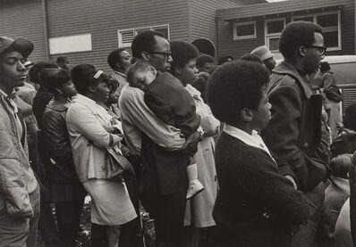 Pirkle Jones, 'Free Huey Rally, De Fremery Park, Oakland, CA', 1968