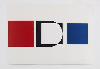Fausta Squatriti, 'Dentro e fuori dal cerchio', 1980