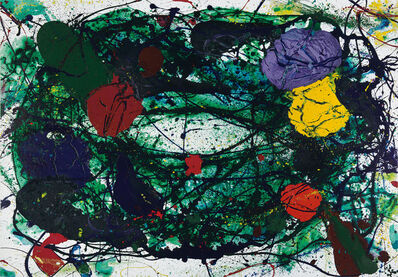 Sam Francis, 'Untitled  ', 1988 -1989
