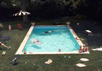 Julie Blackmon, 'Pool', 2015