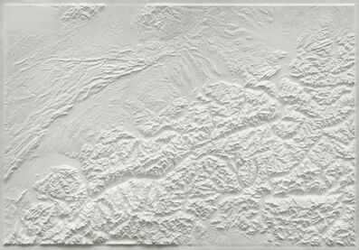 Luca Pancrazzi, 'Senza Confine', 2015