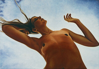 Richard Phillips, 'Nude', 1997