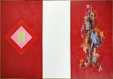 Sidney Gross, 'Untitled (Geometric Abstract)'