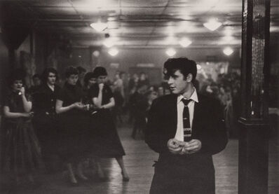 George Zimbel, 'Irish Dance Hall, Bronx NY', 1958