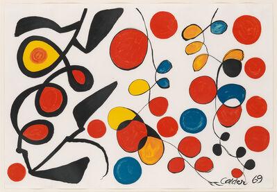 Alexander Calder, 'Spring Carnival', 1965
